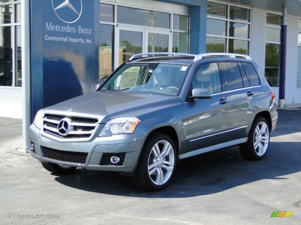2012 sapphire grey metallic mercedes benz glk 350 for Mercedes benz glk 2012
