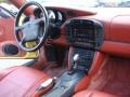 Boxster Red Dashboard Photo for 1999 Porsche 911 #54708826