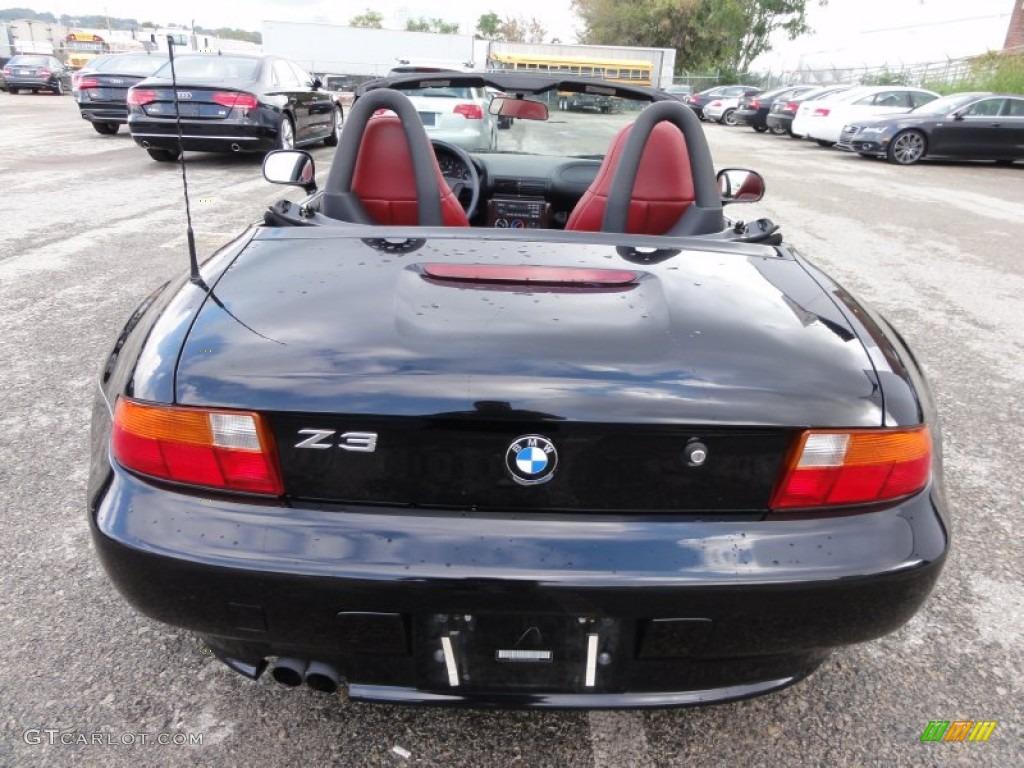 jet black 1998 bmw z3 2 8 roadster exterior photo 54715657. Black Bedroom Furniture Sets. Home Design Ideas