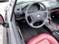 Red Steering Wheel Photo for 1998 BMW Z3 #54715686