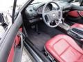 Red Interior Photo for 1998 BMW Z3 #54715693
