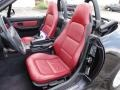 Red Interior Photo for 1998 BMW Z3 #54715726