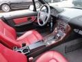 Red Interior Photo for 1998 BMW Z3 #54715744