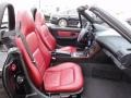 Red Interior Photo for 1998 BMW Z3 #54715753