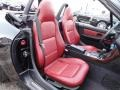 Red Interior Photo for 1998 BMW Z3 #54715762
