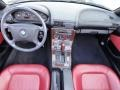 Red Dashboard Photo for 1998 BMW Z3 #54715873
