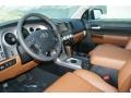 Red Rock Interior Photo for 2012 Toyota Tundra #54721018