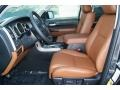 Red Rock Interior Photo for 2012 Toyota Tundra #54721024
