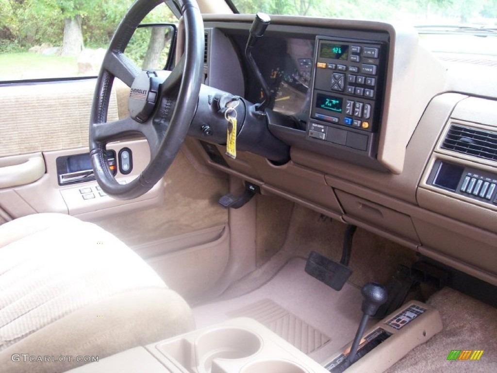 2010 Suburban Wiring Diagram Reveolution Of Chevrolet 1995 1993 K1500 4x4 Controls Photo 54724051 2004 Chevy 96