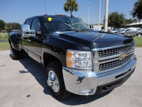 2009 chevrolet silverado 3500hd ltz crew cab 4x4 dually. Black Bedroom Furniture Sets. Home Design Ideas