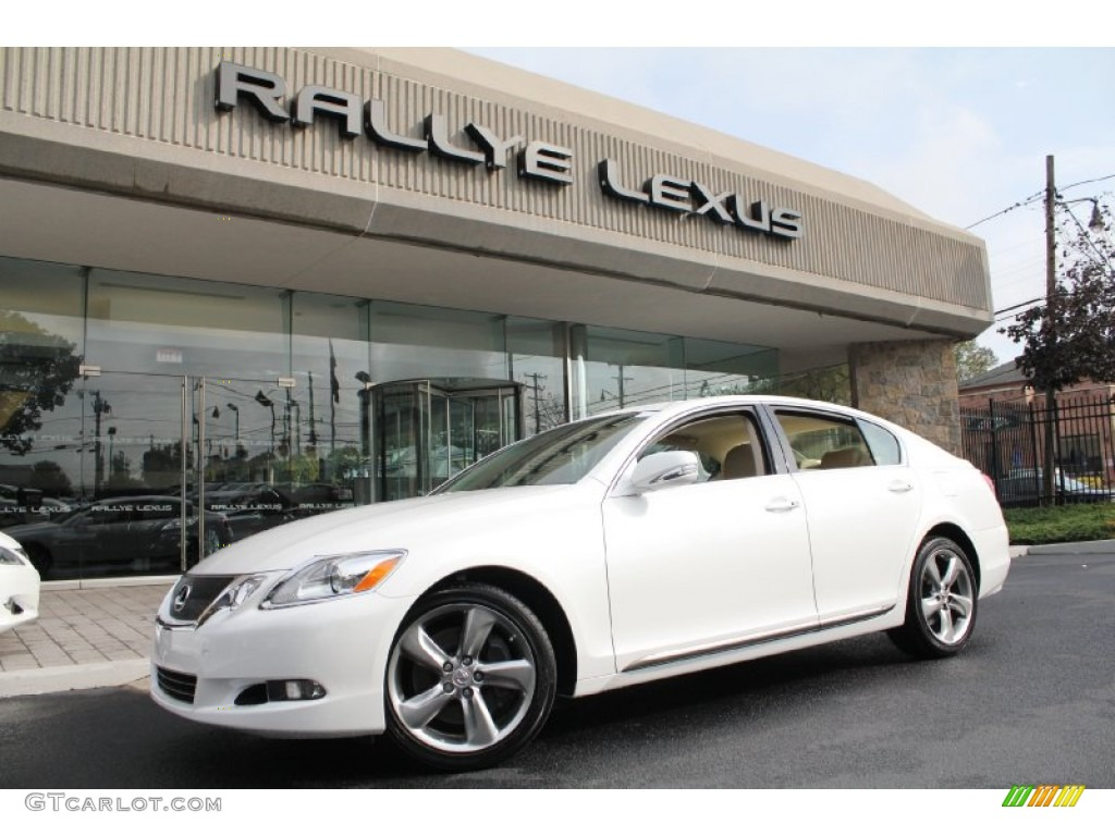 2011 starfire white pearl lexus gs 350 54683912. Black Bedroom Furniture Sets. Home Design Ideas