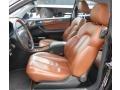 2000 CLK 430 Coupe Light Brown Interior