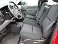 2012 Victory Red Chevrolet Silverado 1500 Work Truck Regular Cab 4x4  photo #11