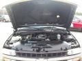2002 Medium Charcoal Gray Metallic Chevrolet Silverado 1500 LS Extended Cab 4x4  photo #14