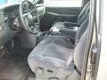 2002 Medium Charcoal Gray Metallic Chevrolet Silverado 1500 LS Extended Cab 4x4  photo #19
