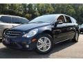 Majestic Black Metallic 2009 Mercedes-Benz R 350 4Matic