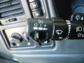 Dark Charcoal Controls Photo for 2004 Chevrolet Silverado 1500 #54751674