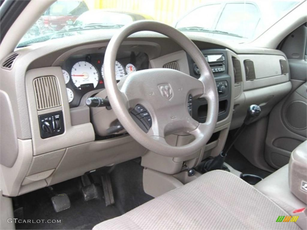 2003 Dodge Ram 1500 St Quad Cab Dashboard Photos