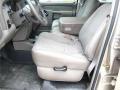 Taupe Interior Photo for 2003 Dodge Ram 1500 #54754678