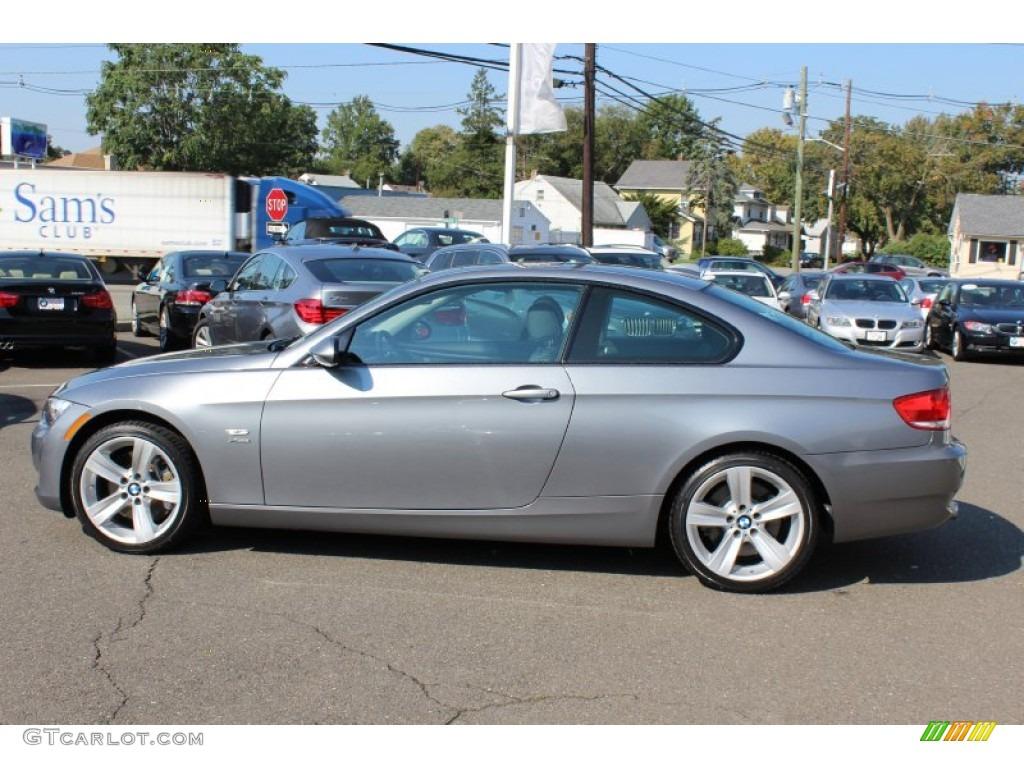 E Grey Metallic 2009 Bmw 3 Series 335xi Coupe Exterior Photo 54760692
