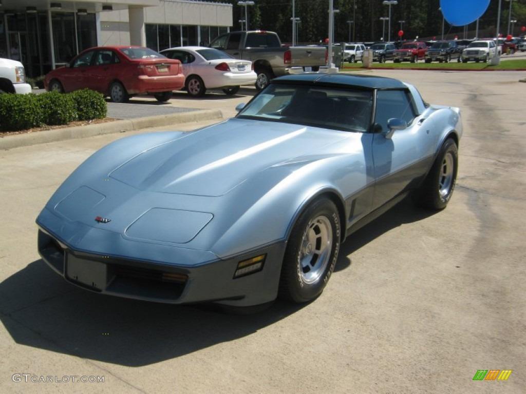 1982 Corvette Colors – Wonderful Image Gallery