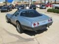 1982 Corvette Coupe Silver Blue