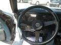 1982 Corvette Coupe Steering Wheel