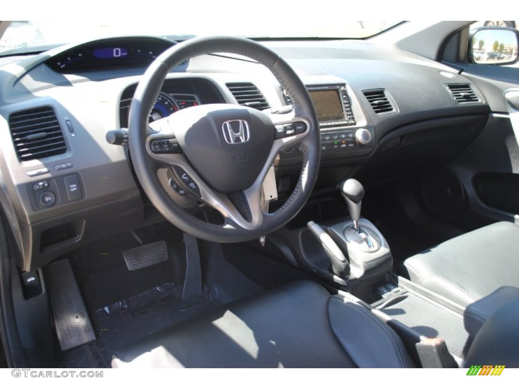 Honda Civic 2009 Interior Black Interior ...