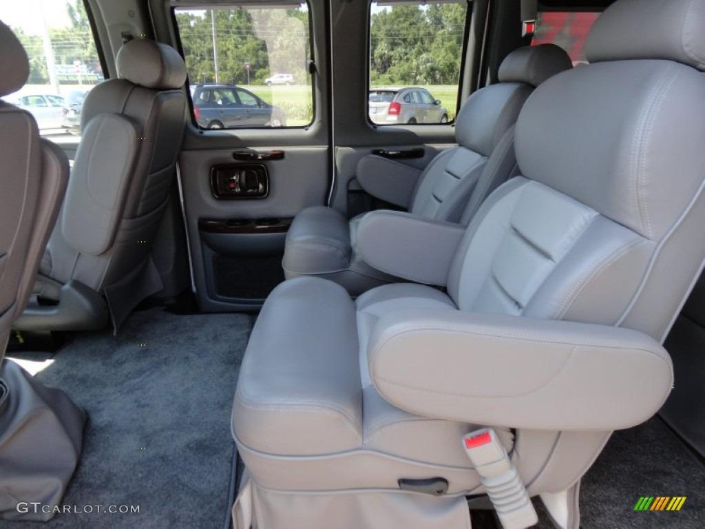 2010 Chevrolet Express LS 1500 Explorer Conversion Van Interior Photo 54770431