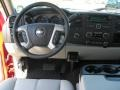 2011 Mocha Steel Metallic Chevrolet Silverado 1500 LT Extended Cab 4x4  photo #15