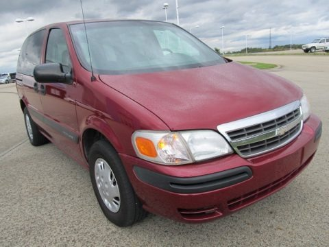2004 Chevrolet Venture LS Data, Info and Specs