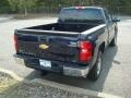 2012 Imperial Blue Metallic Chevrolet Silverado 1500 LS Extended Cab 4x4  photo #2