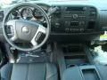 2012 Imperial Blue Metallic Chevrolet Silverado 1500 LT Extended Cab 4x4  photo #4