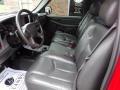 Dark Charcoal Interior Photo for 2006 Chevrolet Silverado 1500 #54778332