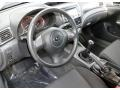 Carbon Black Dashboard Photo for 2008 Subaru Impreza #54780255