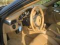 Sand Beige Steering Wheel Photo for 2007 Porsche 911 #54780522