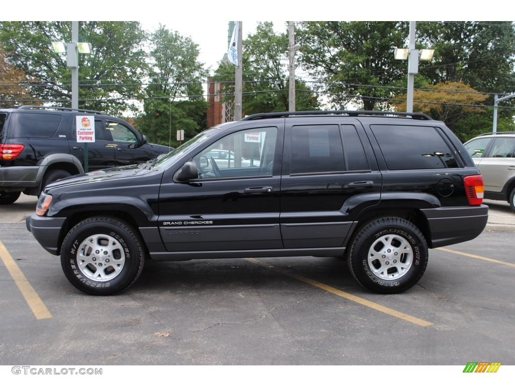 black 2002 jeep grand cherokee sport 4x4 exterior photo 54780996. Cars Review. Best American Auto & Cars Review