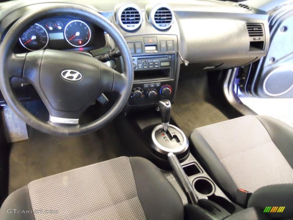 2005 Hyundai Tiburon Gs Dashboard Photos