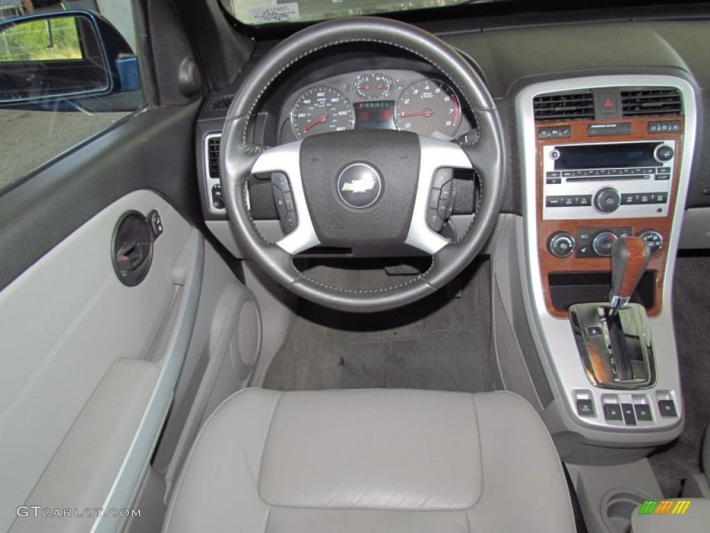 2009 Chevrolet Equinox LT Light Gray Dashboard Photo ...