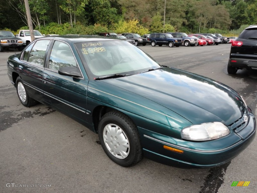 1999 Dark Jade Green Metallic Chevrolet Lumina LTZ ...