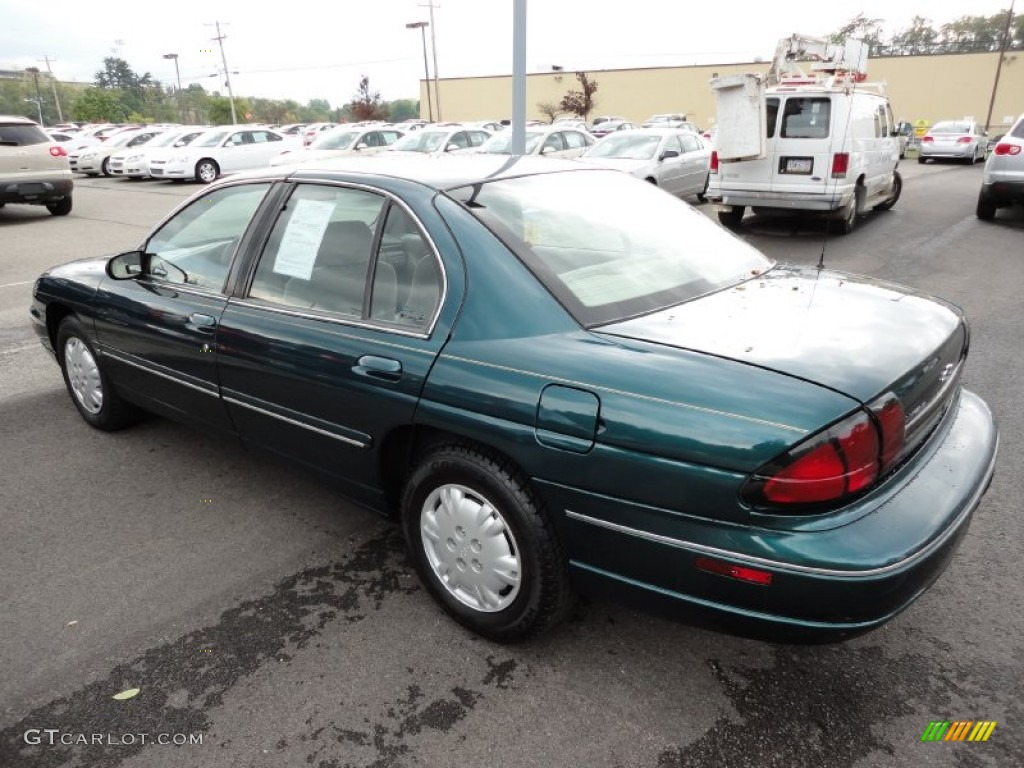 Dark Jade Green Metallic 2000 Chevrolet Lumina Sedan ...