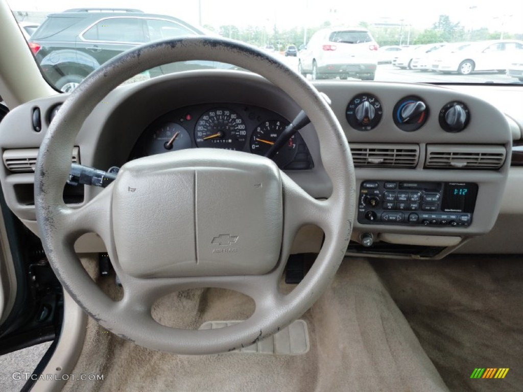 2000 chevrolet lumina sedan neutral dashboard photo 54790440