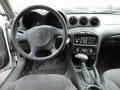 2000 Pontiac Grand Am Dark Pewter Interior Dashboard Photo