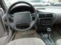 2001 Chevrolet Cavalier Medium Gray Interior Dashboard Photo
