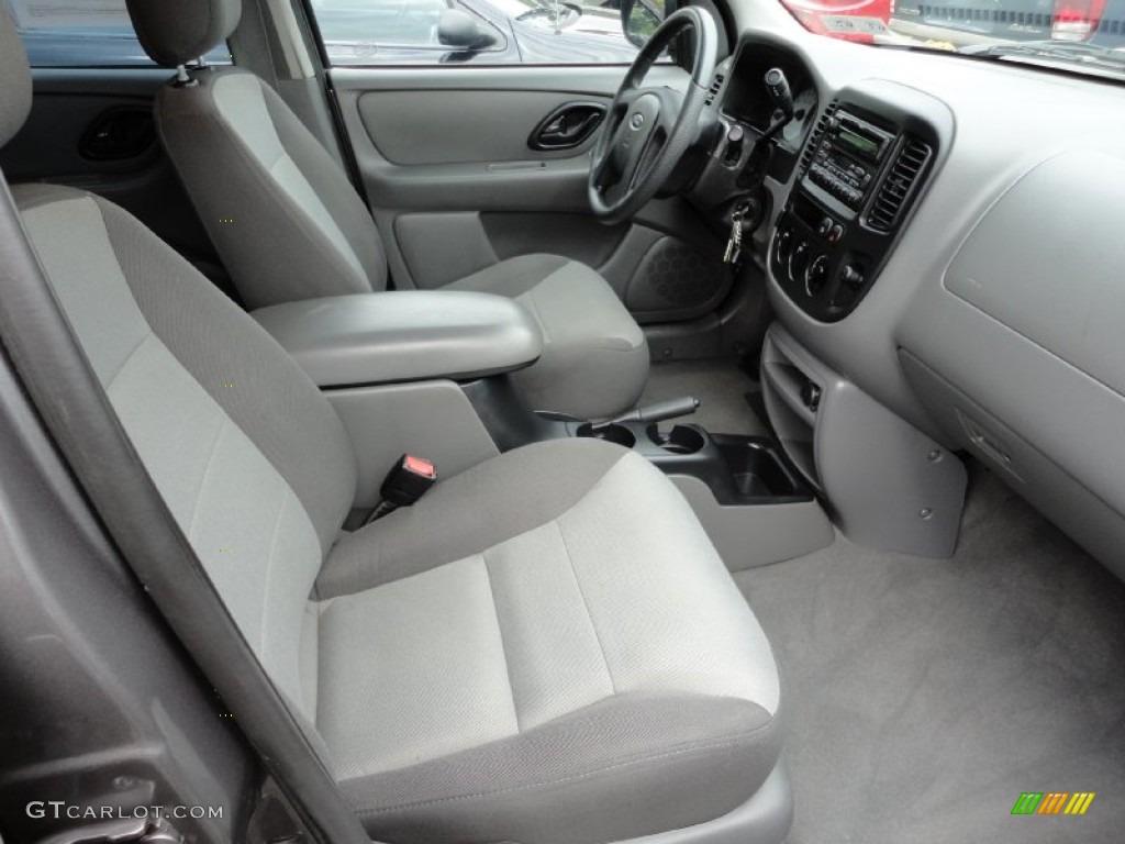 medium dark flint interior 2003 ford escape xls v6 4wd. Black Bedroom Furniture Sets. Home Design Ideas