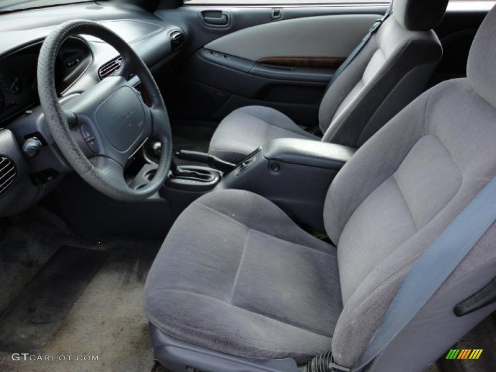 1997 Chrysler Sebring Jxi Convertible Interior Photos