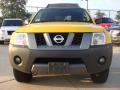 2007 Solar Yellow Nissan Xterra Off Road 4x4  photo #8