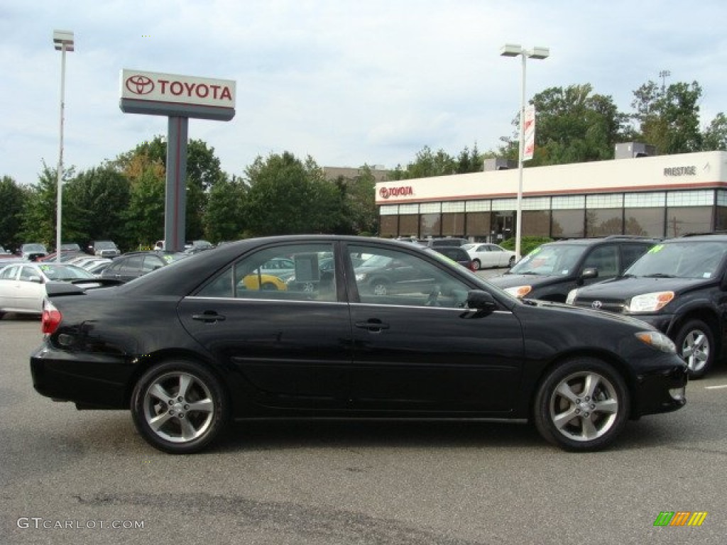 2006 black toyota camry se v6 54791799 car color galleries. Black Bedroom Furniture Sets. Home Design Ideas