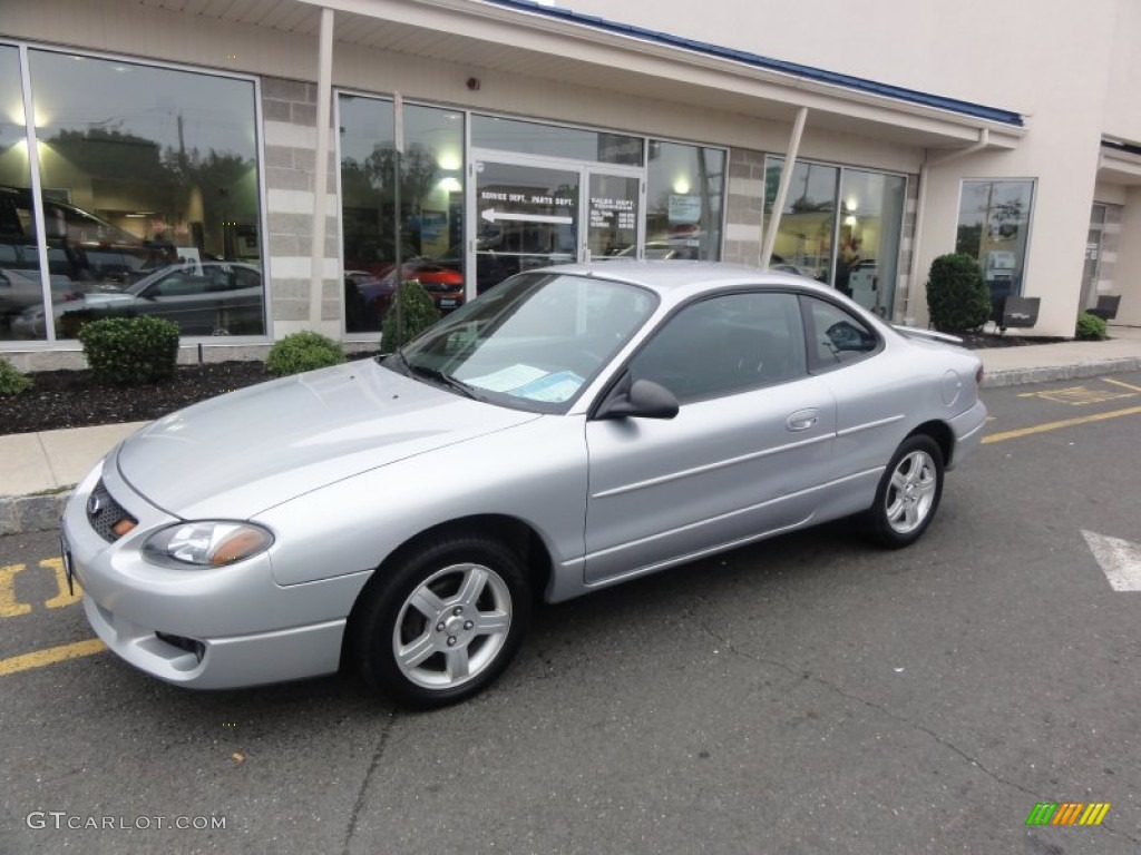 Ford ford zx2 : Silver Frost Metallic 2003 Ford Escort ZX2 Coupe Exterior Photo ...