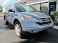 2011 Glacier Blue Metallic Honda CR-V EX  photo #1